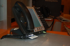 Mitel Phone - Front