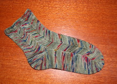 jaywalker sock