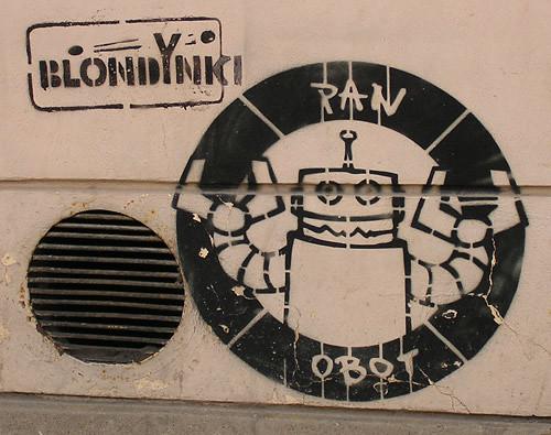 Pan Robot