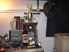 DOWOP Trophy REFIT (17) (Ludeman99) Tags: geek dowoptrophyrefit golftrophy