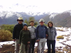 Francisco Balart, Rebeca Dominguez, Marcela Hermoso, Gabriel  y María Elena