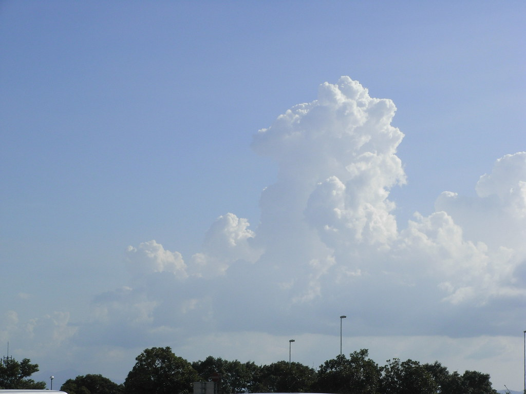 Monster clouds No4
