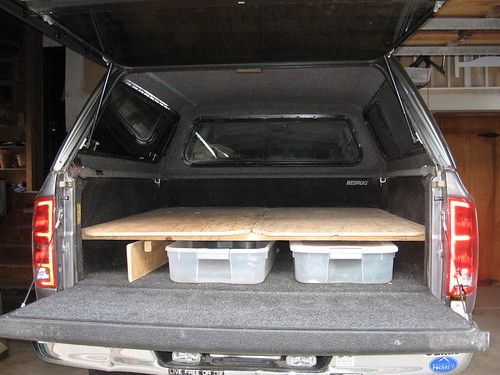 Lets See Some Quot Set Up Quot Regular Camper Shells Page 5