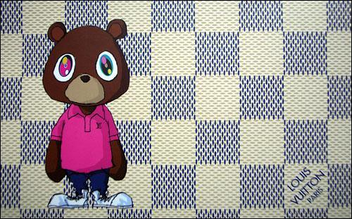 kanye west graduation album cover art. kanye west graduation artwork.