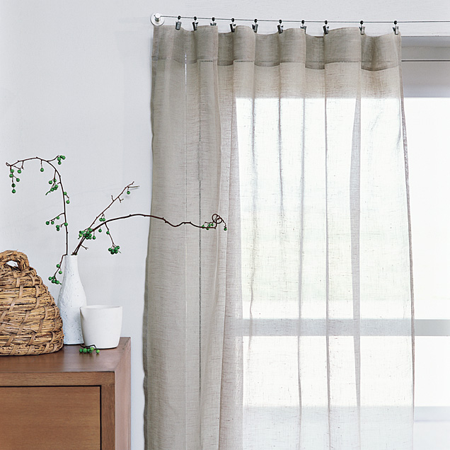 West Elm Curtains