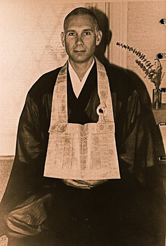 Genpo Merzel Sensei 1990.jpg by Big Mind Zen Center, on Flickr