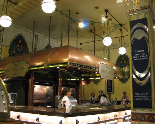 Harrods Rotisserie