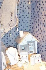 Vetrina_Natalizia_1 (L'Albicocca) Tags: vetrina natale casette cartapesta