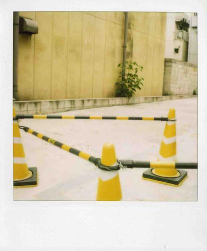 cones in  asakusa