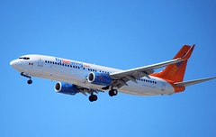 Sunwing Airlines Boeing 737-8HX C-FLSW (cn 36552/2658) (TDelCoro) Tags: sunwingairlines cflsw