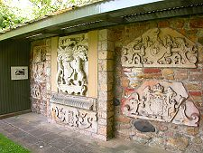 Stonework  from Serton palace
