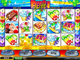 Beach Life slot game online review