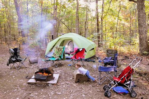 kate's campsite