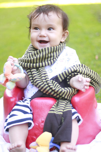 3rd Sept 2010 - @ 7 months old!