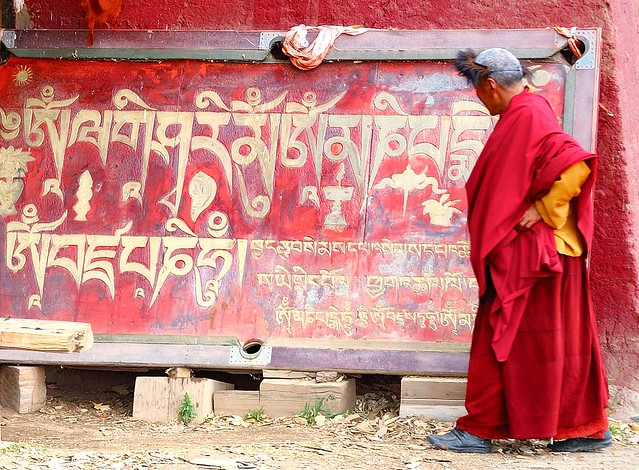 approval, Tibet