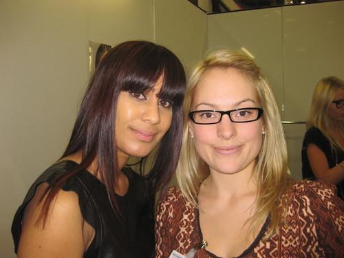 Reena and Natasha