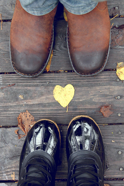 Autumn Boots in Love