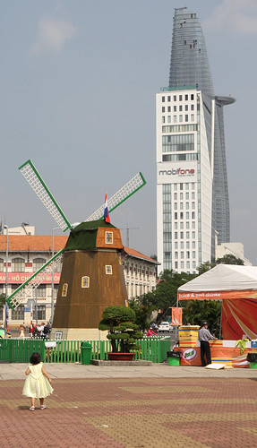 Windmill and Bitexco