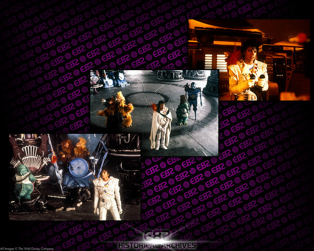Imagination History 18 - Captain EO