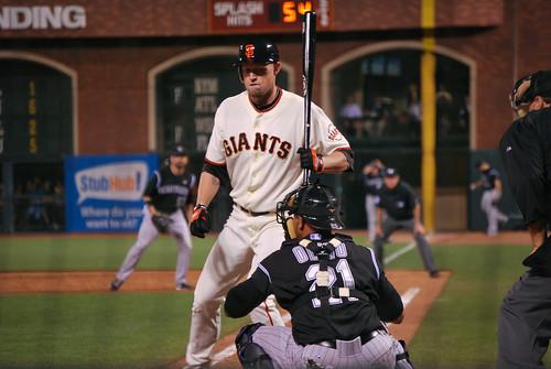 San Francisco Giants September 2010