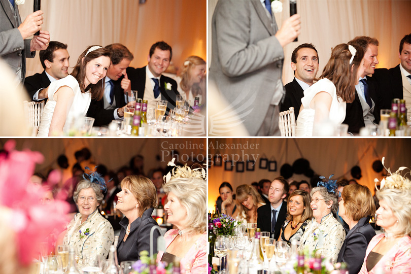 Witshire Wedding Photography speeches 43