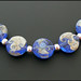 Set Sail - Lampwork Glass Bead Set by Clare Scott