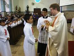 . (Pascom - N. Sra. Candelria) Tags: da primeira senhora candelria parquia nossa eucaristia 10out2010
