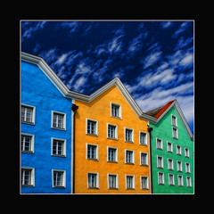 They love colours (regina_austria) Tags: houses austria niceshot colours az soe breathtaking myfave pictureperfect musictomyeyes natgeo goldenglobe blueribbonwinner coth schaerding 25faves anythingyoulike flickraward othervillage colourartawards betterthangood arealgem 469photographer angelawards preferredpic updatecollection flickraward5 flickrawardgallery flickrtravelaward empyreancitylandscapes