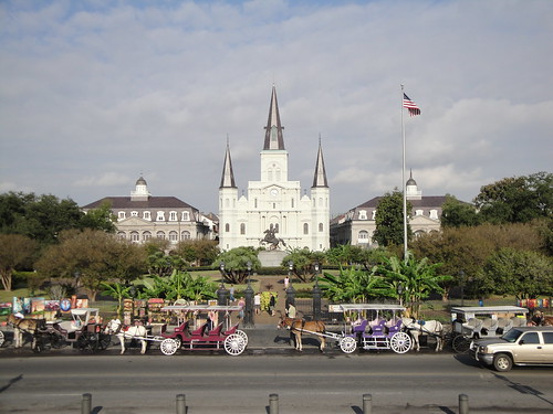 Obligatory Jackson Square Photograph
