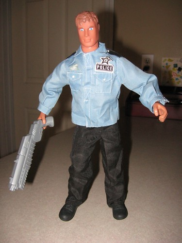 Gi Joe with toygun