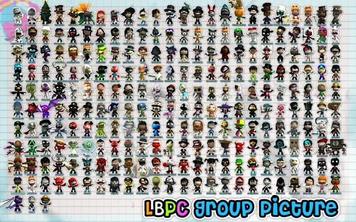 LBP group photo