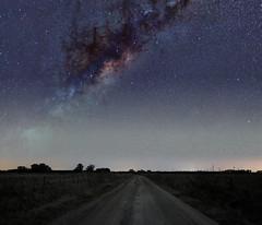 Downtown Milky Way