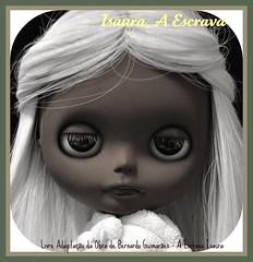 ORORO é a doll (Tempestade)  - (Bibiana é a personagem da história)