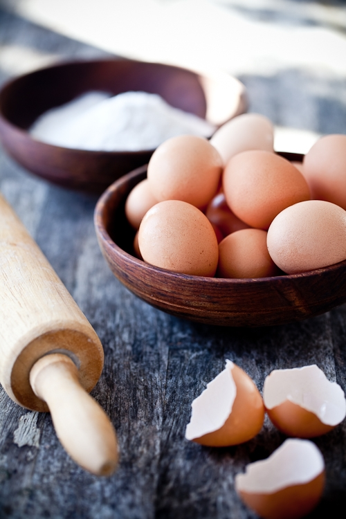 Gluten Free Braised Lamb Ravioli With Shitake Parsley Broth