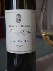 2008 Tenuta di Blasig - Istrian Malvasia