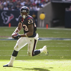 Texans' Arian Foster likely ready to play
