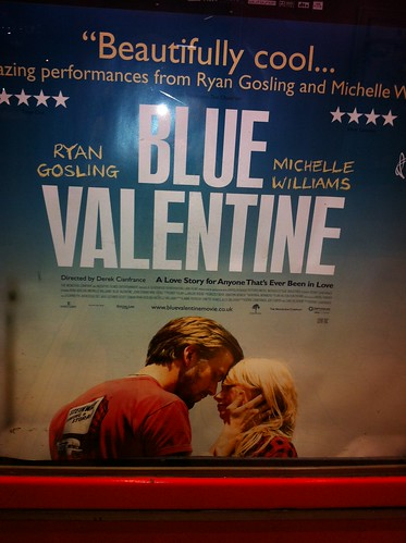 Blue Valentine - Official Selection Cannes Un Certain Regard 2010