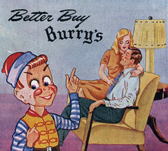 Burry's Simple Simon ad