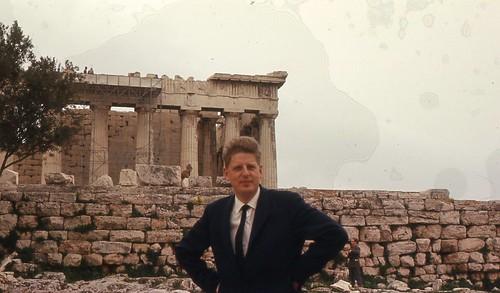 Bengt i Aten 1964