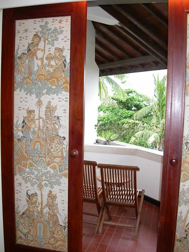Bali hotel room