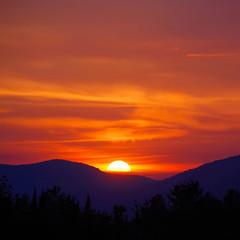 muggy sunset 2