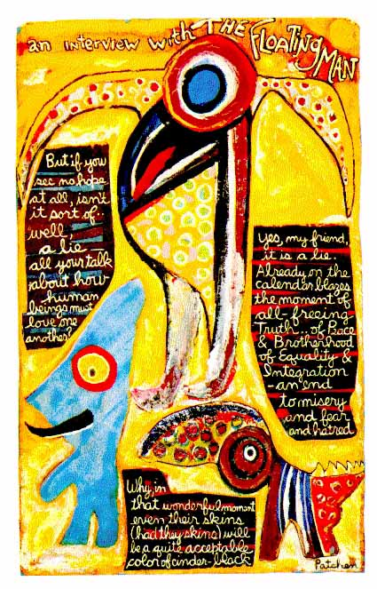 Kenneth Patchen poems