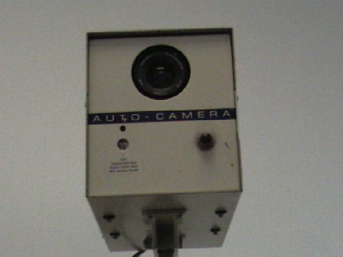 Ancient surveillance camera