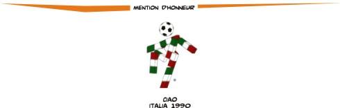 mascota italia 90, ciao