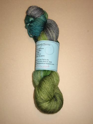 Mackintosh Yarns - Voldemort
