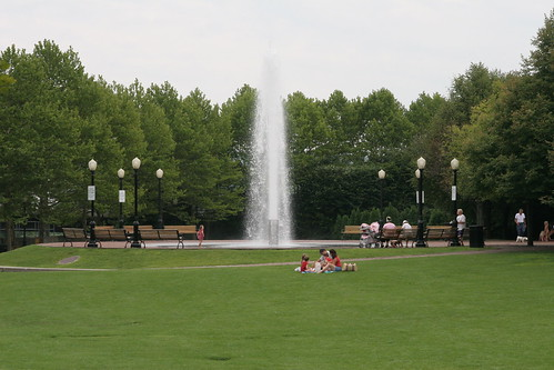 Corning Fountain