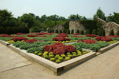 Quilt Garden, NC Arboretum