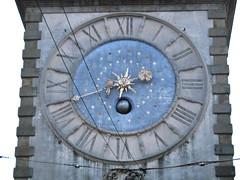 Orologio barocco (Weingarten) Tags: badge horloge este orologio padova uhr padua veneto 0814 padoue venetien vénétie