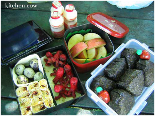 Tagaytay Picnic Bento