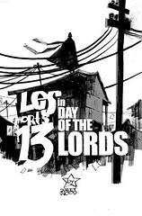 ashley wood - in day of the lords